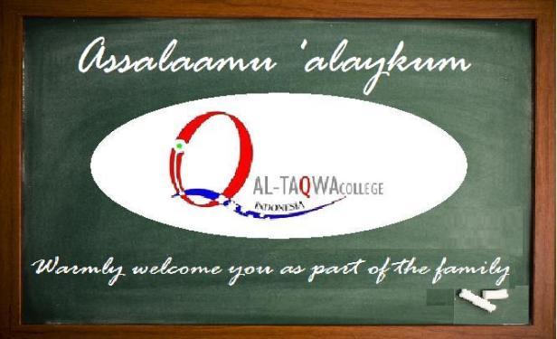Al Taqwa Welcome