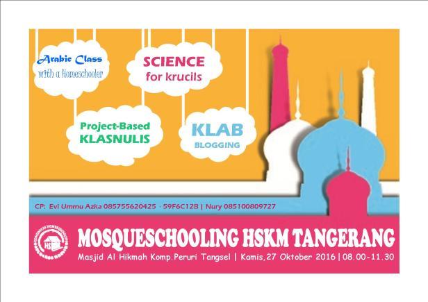 Mosqueschooling