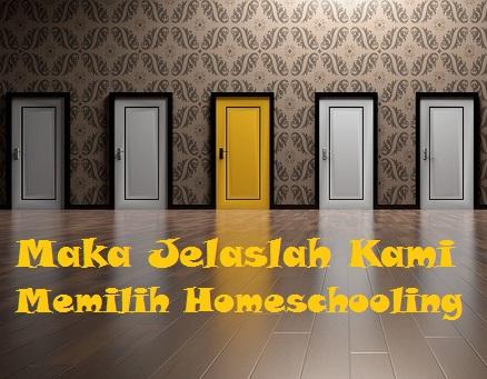 memilih homeschooling