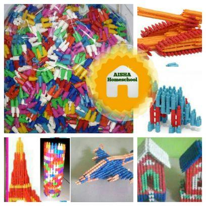 Lego Jadul Mini